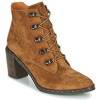鞋子 女士 短靴 MAM'ZELLE Necla 驼色