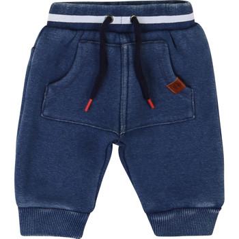 衣服 男孩 多口袋裤子 Timberland 添柏岚 T94736 蓝色