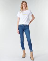 衣服 女士 牛仔铅笔裤 Levi's 李维斯 711 SKINNY Life