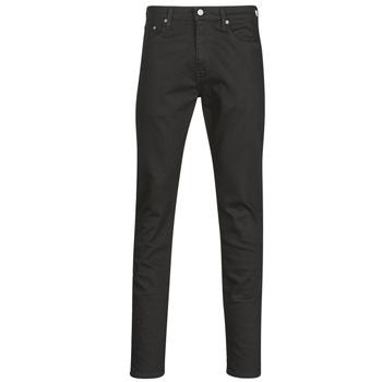 衣服 男士 紧身牛仔裤 Levi's 李维斯 512 SLIM TAPER 黑色