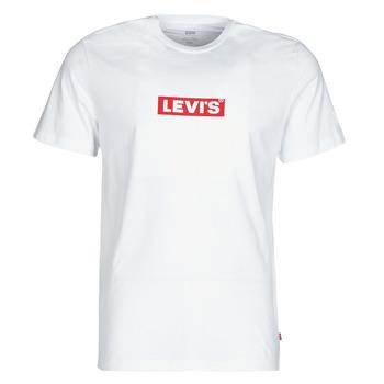 衣服 男士 短袖体恤 Levi's 李维斯 BOXTAB GRAPHIC TEE 白色