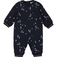 衣服 男孩 连体衣/连体裤 Carrément Beau Y94187 蓝色