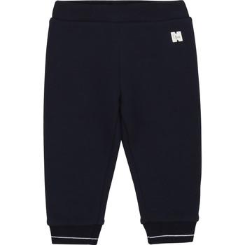 衣服 女孩 多口袋裤子 Carrément Beau Y94200 蓝色