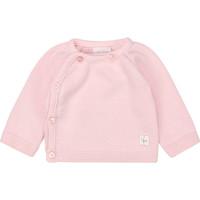 衣服 女孩 长袖T恤 Carrément Beau Y95228 玫瑰色