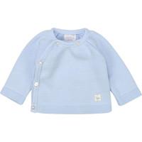 衣服 男孩 长袖T恤 Carrément Beau Y95232 蓝色