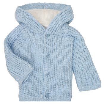 衣服 男孩 大衣 Carrément Beau Y96053 蓝色