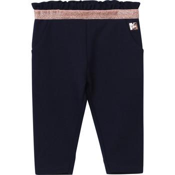衣服 女孩 多口袋裤子 Carrément Beau Y94194 蓝色