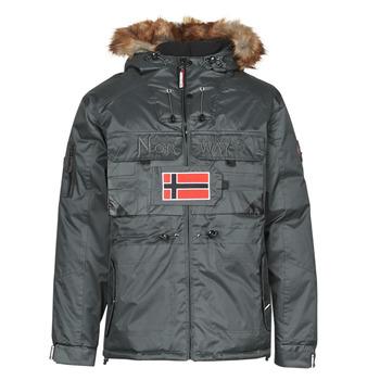衣服 男士 棉衣 Geographical Norway BENCH 灰色 / Fonce