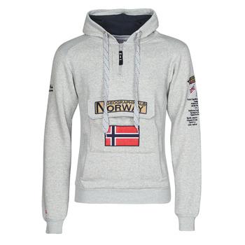 衣服 男士 卫衣 Geographical Norway GYMCLASS 灰色 / Melange