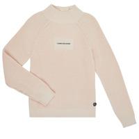 衣服 女孩 羊毛衫 Calvin Klein Jeans IG0IG00680-PGB 灰色