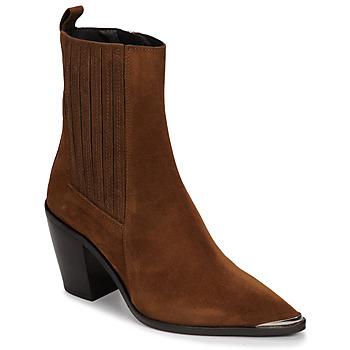 鞋子 女士 短靴 Jonak BASAMA 棕色