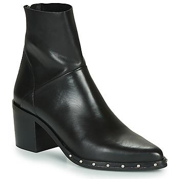 鞋子 女士 短靴 Jonak DACCA 黑色