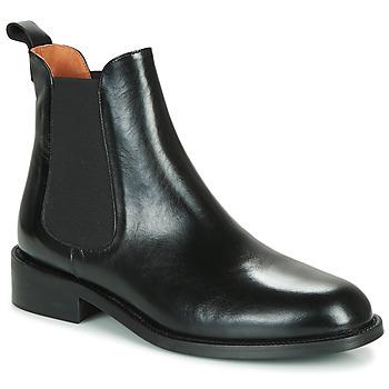 鞋子 女士 短筒靴 Jonak Dagos 黑色