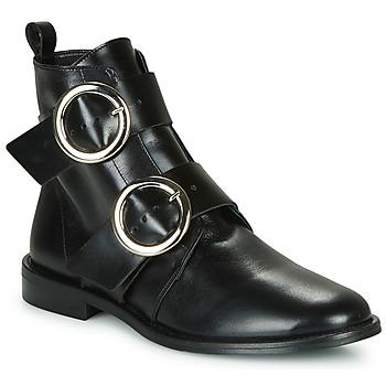 鞋子 女士 短筒靴 Jonak DIAFO 黑色