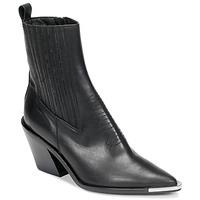 鞋子 女士 短靴 Jonak BINGO 黑色