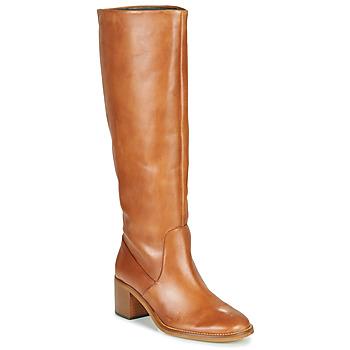 鞋子 女士 都市靴 Jonak MAMELI 驼色