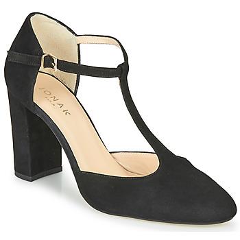 鞋子 女士 高跟鞋 Jonak VITAL 黑色