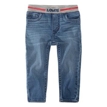 衣服 男孩 牛仔铅笔裤 Levi's 李维斯 PULL-ON SKINNY JEAN River / Run