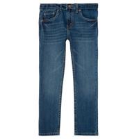 衣服 男孩 紧身牛仔裤 Levi's 李维斯 511 SLIM FIT JEAN 蓝色