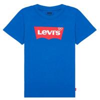 衣服 男孩 短袖体恤 Levi's 李维斯 BATWING TEE 蓝色