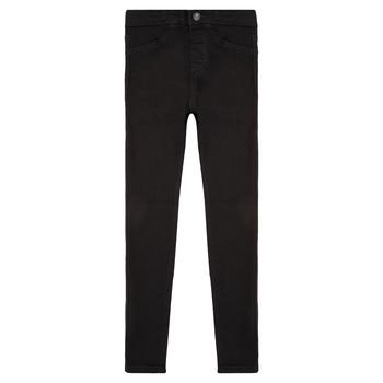 衣服 女孩 紧身裤 Levi's 李维斯 PULL-ON LEGGINGS 黑色