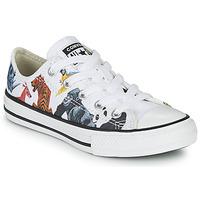 鞋子 儿童 球鞋基本款 Converse 匡威 CHUCK TAYLOR ALL STAR - SCIENCE CLASS 白色 / 多彩