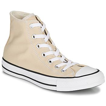 鞋子 女士 高帮鞋 Converse 匡威 CHUCK TAYLOR ALL STAR - SEASONAL COLOR 米色