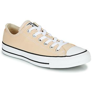 鞋子 女士 球鞋基本款 Converse 匡威 CHUCK TAYLOR ALL STAR - SEASONAL COLOR 米色