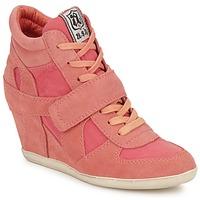 鞋子 女士 高帮鞋 Ash 艾熙 BOWIE 玫瑰色 / 粉蓝色