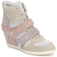鞋子 女士 高帮鞋 Ash 艾熙 BIXI 玫瑰色 / 紫罗兰 / 灰色