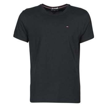 衣服 男士 短袖体恤 Tommy Jeans TJM ORIGINAL JERSEY TEE 黑色