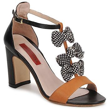 鞋子 女士 凉鞋 MySuelly NOE 黑色 / 棕色
