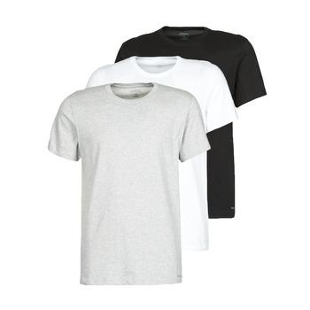 衣服 男士 短袖体恤 Calvin Klein Jeans CREW NECK 3PACK 灰色 / 黑色 / 白色