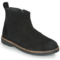 鞋子 女士 短筒靴 Birkenstock 勃肯 MELROSE 黑色