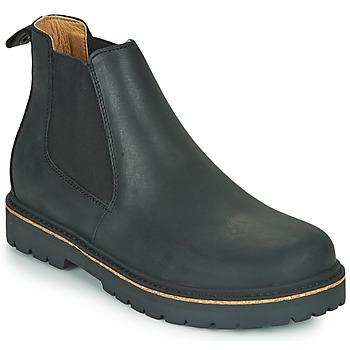 鞋子 女士 短筒靴 Birkenstock 勃肯 STALON 黑色