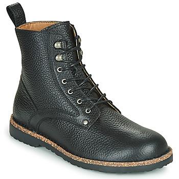 鞋子 男士 短筒靴 Birkenstock 勃肯 BRYSON 黑色