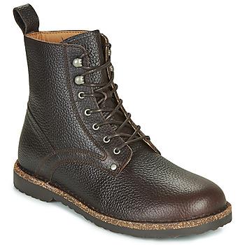 鞋子 男士 短筒靴 Birkenstock 勃肯 BRYSON 棕色
