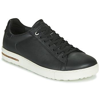 鞋子 男士 德比 Birkenstock 勃肯 BEND LOW 黑色