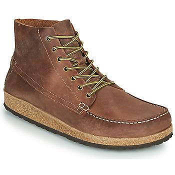 鞋子 男士 短筒靴 Birkenstock 勃肯 MARTON 棕色