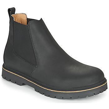 鞋子 男士 短筒靴 Birkenstock 勃肯 STALON 黑色