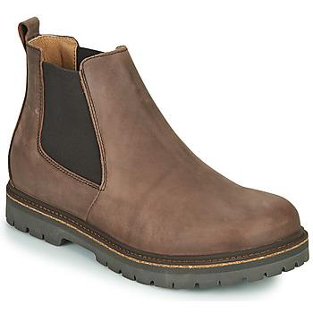 鞋子 男士 短筒靴 Birkenstock 勃肯 STALON 棕色