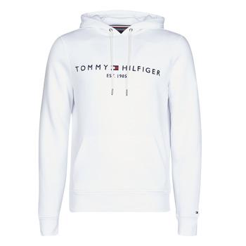 衣服 男士 卫衣 Tommy Hilfiger TOMMY LOGO HOODY 白色