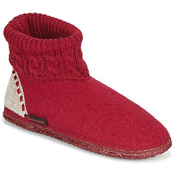 鞋子 女士 拖鞋 Giesswein FREIBURG 红色