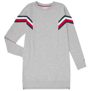 衣服 女孩 短裙 Tommy Hilfiger KG0KG05283-P6U 灰色