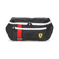 包 男士 腰包 Puma 彪马 Ferrari Race Waist Bag 黑色 / 红色 / 黄色