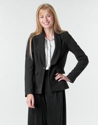 衣服 女士 外套/薄款西服 Morgan VETINI 黑色