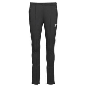衣服 女士 厚裤子 Adidas Originals 阿迪达斯三叶草 SST PANTS PB 黑色