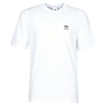 衣服 男士 短袖体恤 Adidas Originals 阿迪达斯三叶草 B+F TREFOIL TEE 白色