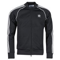 衣服 男士 运动款外套 Adidas Originals 阿迪达斯三叶草 SST TT P BLUE 黑色