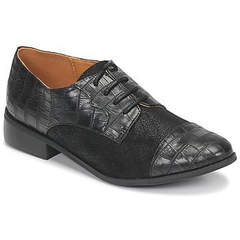 鞋子 女士 德比 Moony Mood NOULESSE 黑色